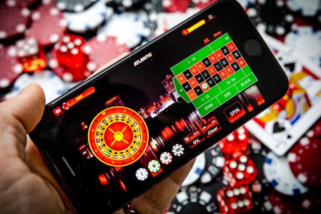 """""""Mobile casino"""" ง่ายกว่าด้วยการเล่นเกมคาสิโนในระบบสมาร์ทโฟน"""